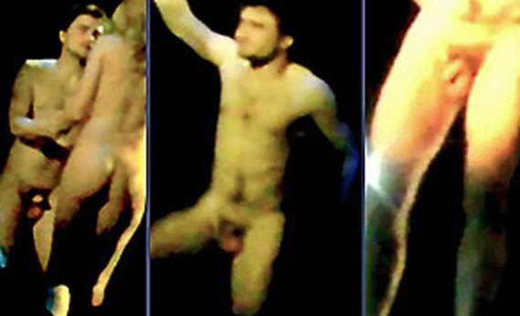 Daniel Radcliffe Naked On Stage 26